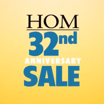 Hom Furniture Video Thumbnail
