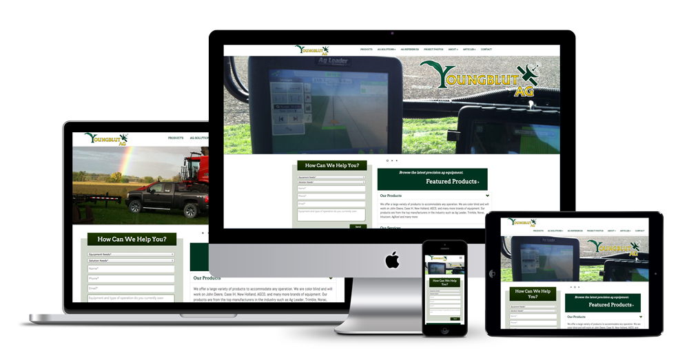 Youngblut Ag Responsive Suite
