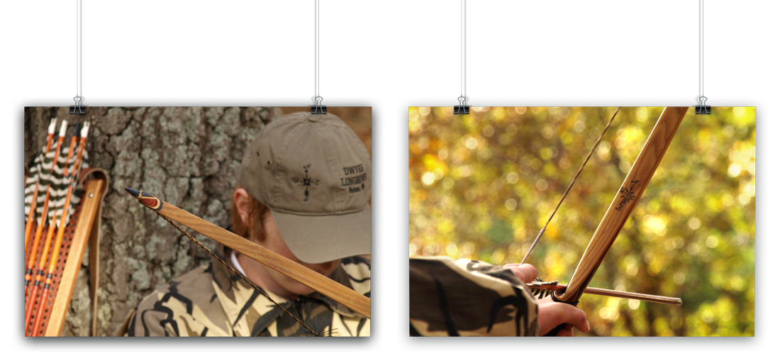 image of photography featured in Dwyer Longbows new responsive website by illumin8marketing