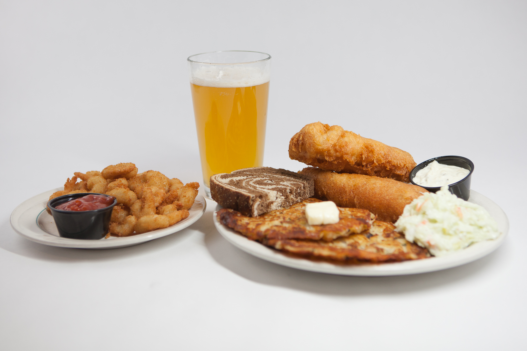 Food Photography for Tula's Northwoods Cafe - Fish